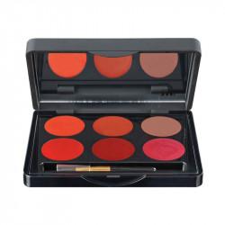 Lipcolourbox 6 colours