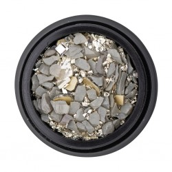 Special Inlay Silver třpytky