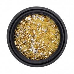 Special Inlay zlaté třpytky