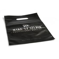 Nákupní taška plastová černá