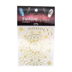 Samolepky Fashion Circles