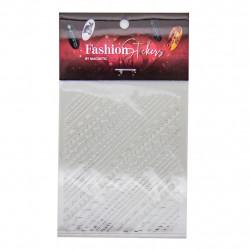 Fashion Sticker Grafic Silver