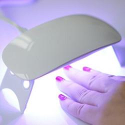 LED UV lampa na gel SUN mini