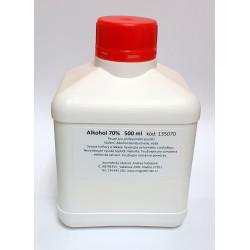 Čistič nehtů a štětců Alkohol 70% 500 ml