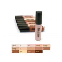 Fluid Foundation Covering - tekutý krycí make-up Light Rose