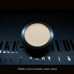 Cream Foundation Professional 14ml, Yellow