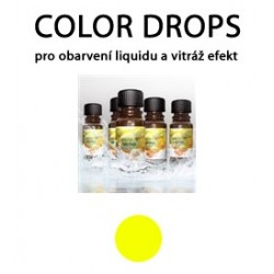 Color Drops for Liquid Yellow 7 ml