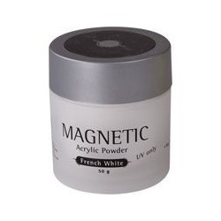 Acrylic Powder UV French White 50 gr