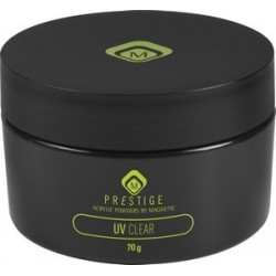 Prestige Acrylic Powder UV Clear 70gr