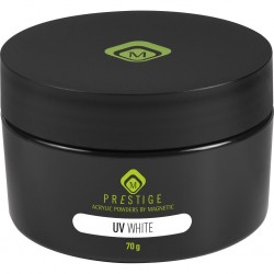 Prestige Acrylic Powder UV White 70 g
