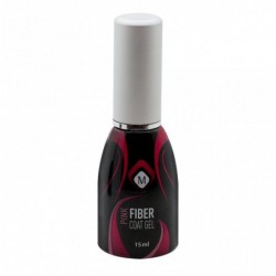 Fiber Coat gel Pink - čirý 15ml