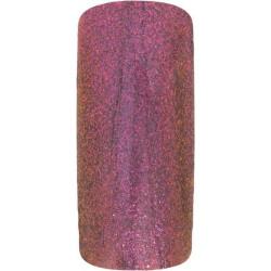 One Coat Color Gel Raspberry Glitter 7ml