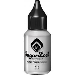Krystalický prášek - Sugar look - hrubý - na gel & gelpolish
