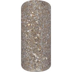 Lak na nehty Glitterrific Silvery Gold 7