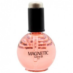 Magnetic Cuticle Oil Peach 75ml