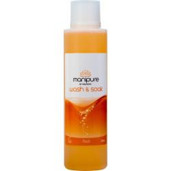 Manipure Soak Peach 250ml