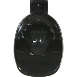 Miska na manikúru plastová černá