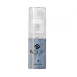 Glitter Spray - Steel