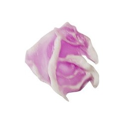 Fimo Flower Large Pink 5 mm 05