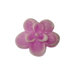 Fimo Flower Small Pink 5 mm 07