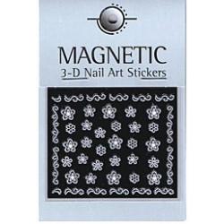 3D Rubber Nail Art Sticker 40