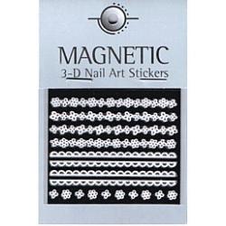 3D Rubber Nail Art Sticker 41