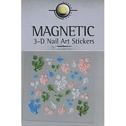 3D Nailart Sticker č.471
