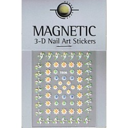 Nailartsticker 3D New č. 482