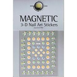 Nailartsticker 3D New č. 482