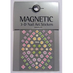 Nailartsticker 3D New č. 485