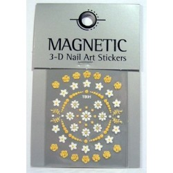 Nailart sticker 3D New č. 486