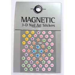 Nailart Stickers 3D New č. 487