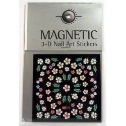3D Nailart Sticker new č.489
