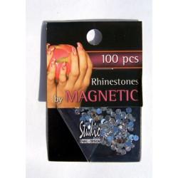 Rhinestones Clear Large 100 st