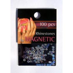 Rhinestones Clear Ice Large 100 st