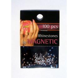Rhinestones Topaz M 100 pcs