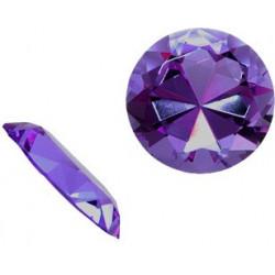 Swarovski Purple velvet Small