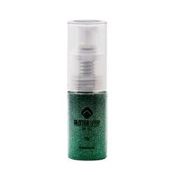 Glitter Spray For Gel 17g- Petrol