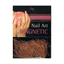 Nailart Yarn Copper