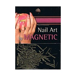 Nailart Yarn Gold/Black