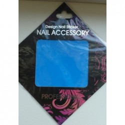 Gel Transfer Foil  Light Blue