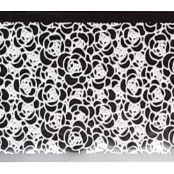 Samolepka Fashion Sticker White