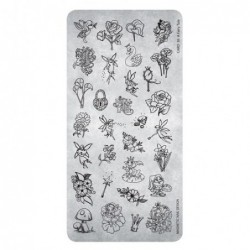 Razítko - Stamping Plate Fairy Tale