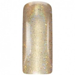 Magnetic Chrome Sparkle Gold