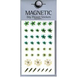 Magnetic Dry Flower Sticker 002