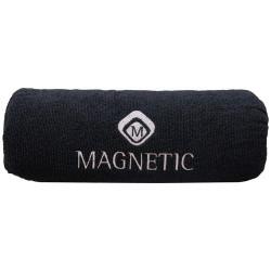 Magnetic podpěrka černá (mikro fiber) + 2 povlaky