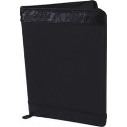 Kniha - vzorník s čirými kapsami na zdobení a šablony