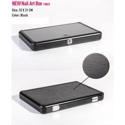 Nail Art Tip Box A4 Black vel. 32x21cm