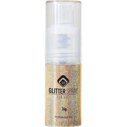 Glitter Spray - Hologram Gold