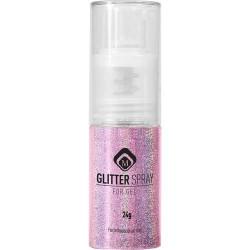 Glitter Spray - Hologram Pink